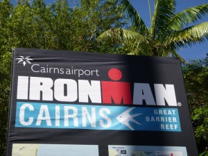 Ironman 70.3 in Cairns