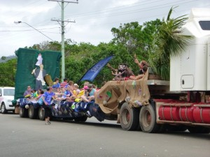 James Cook Festival in Cooktown