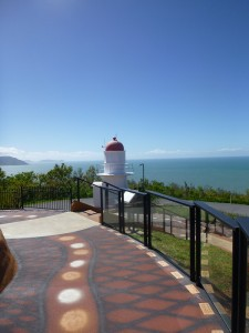 Leuchtturm in Cooktown