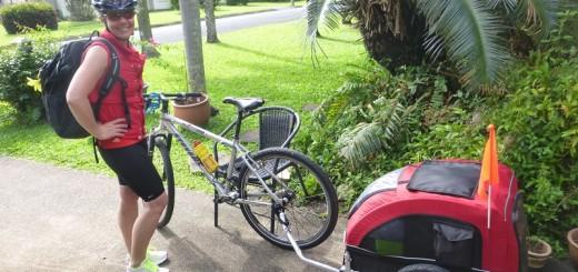 Mein Start in Cairns