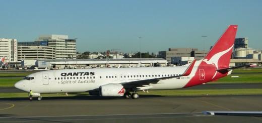 Quantas - Spirits of Australia