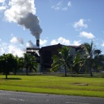 Zuckerfabrik in Cordonvale
