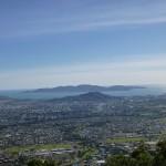 Blick auf Townsville vom Mount Stuart