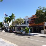 Mainstreet in Townsville