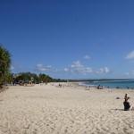 Ein Strand wie ich ihn mir vorstelle
