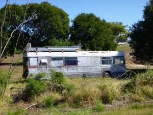 For Sale - dieses Wohnmobil stand an der Strasse zum Verkauf - Viel Glück dem Besitzer!