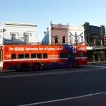 Mit dem Bus die Stadt besichtigen