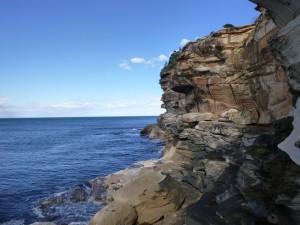 Küste in Bondi