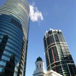 Brisbane Alt und Neu