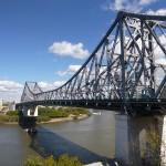 Dresden hat das Plaue Wunder - Brisbane hat die Story Bridge