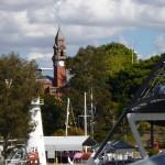 Historische Kirche in der Innenstadt