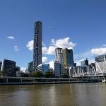 Skyline von Brisbane