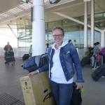 Abreise in Brisbane