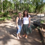 Chanelle in Cooktown